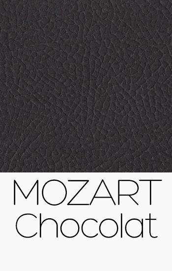 Tissu Mozart Chocolat