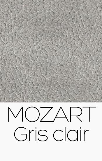 Tissu Mozart Gris clair