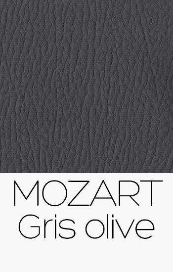 Tissu Mozart Gris olive