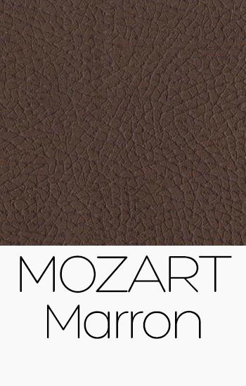 Tissu Mozart Marron