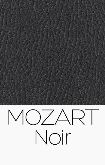 Tissu Mozart Noir