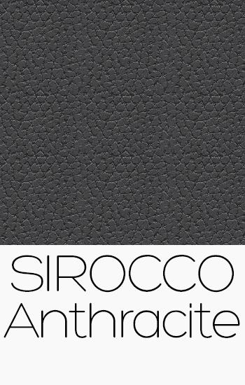 Tissu Sirocco Anthracite