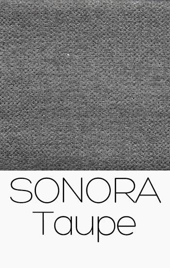 Tissu Sonora Taupe