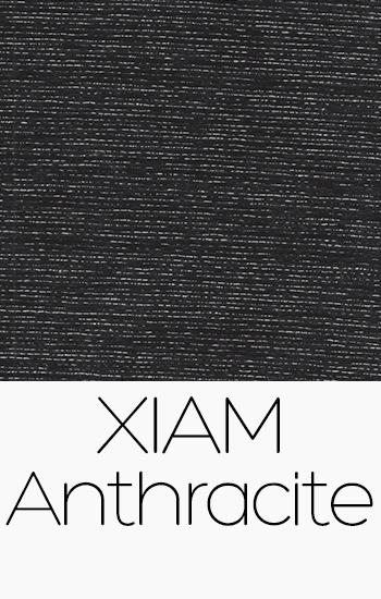 Tissu Xiam Anthracite