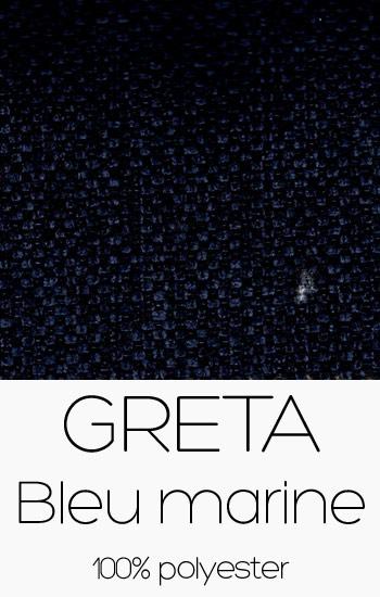 Greta Bleu Marine