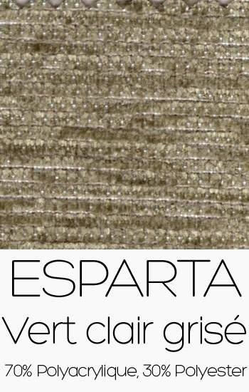 Esparta Vert clair grisé