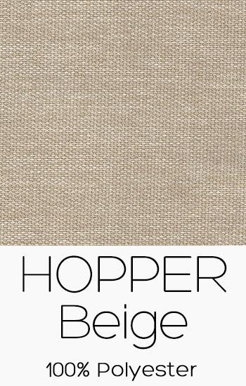 Tissu Hopper Beige