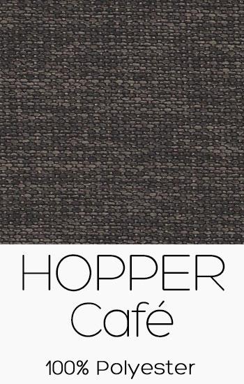 Tissu Hopper Café