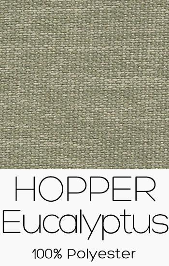 Tissu Hopper Eucalyptus