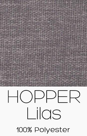 Tissu Hopper Lilas
