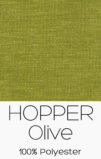 Tissu Hopper Olive