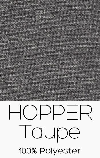 Tissu Hopper Taupe