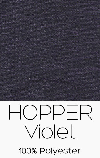 Tissu Hopper Violet