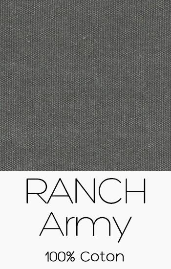 Tissu Ranch Army