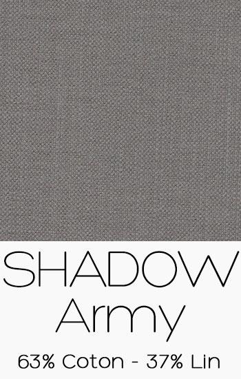 Tissu Shadow Army