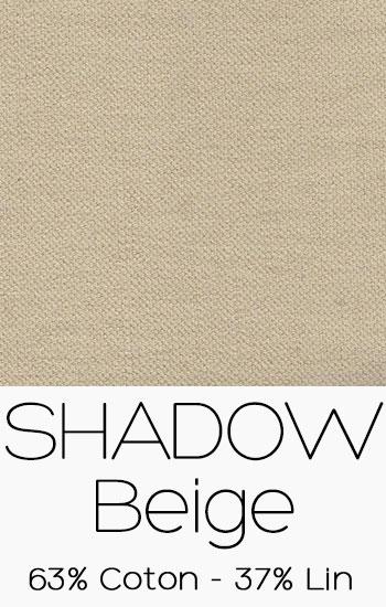 Tissu Shadow Beige