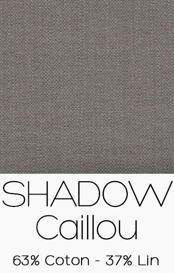 Tissu Shadow Caillou