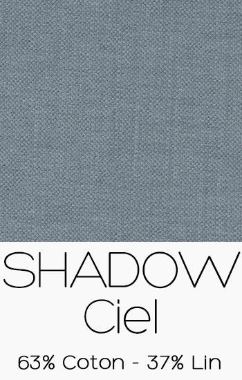 Tissu Shadow Ciel