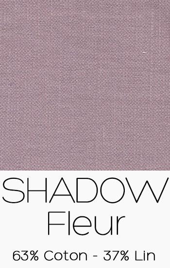 Tissu Shadow Fleur