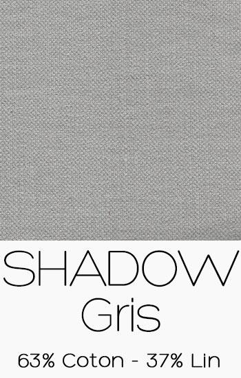 Tissu Shadow Gris