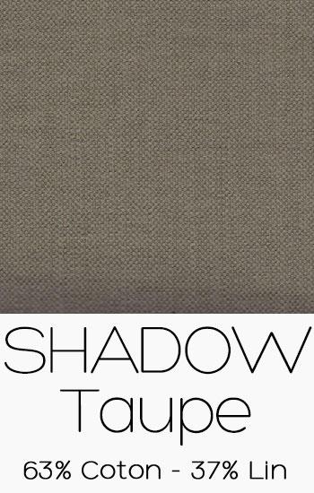 Tissu Shadow Taupe