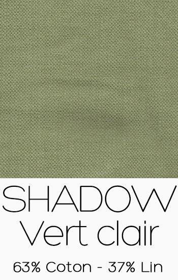 Tissu Shadow Vert clair