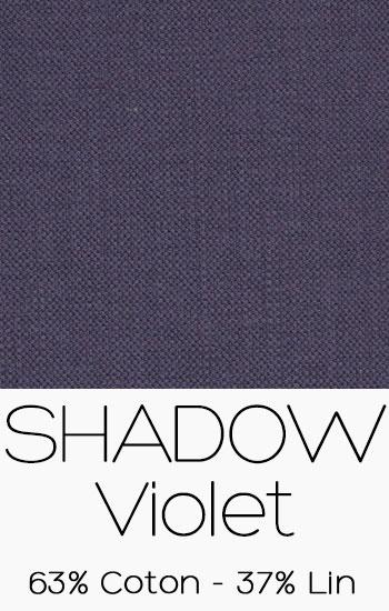Tissu Shadow Violet