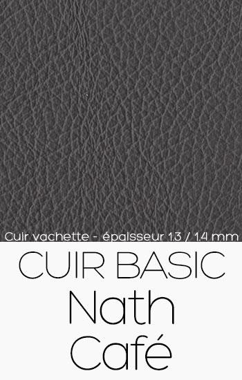 Cuir basic Nath Café