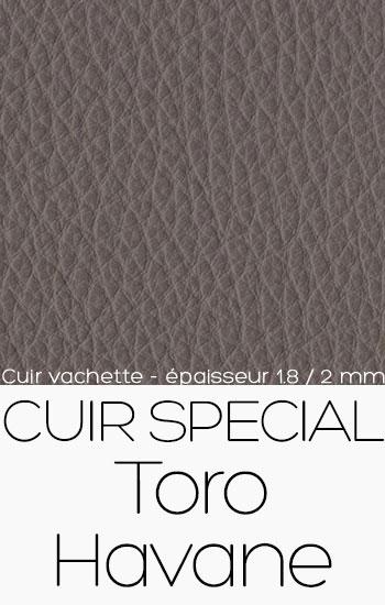 Cuir special Toro Havane