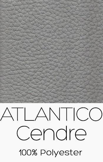 Tissu Atlantico Cendre