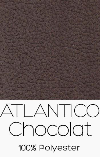 Tissu Atlantico Chocolat