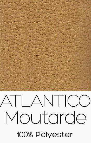 Tissu Atlantico Moutarde
