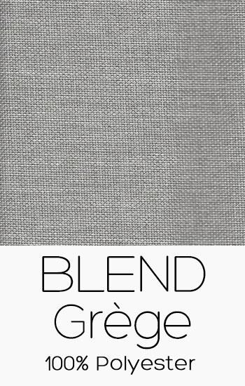 Tissu Blend Grège
