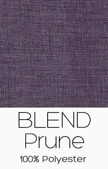 Tissu Blend Prune