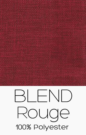 Tissu Blend Rouge