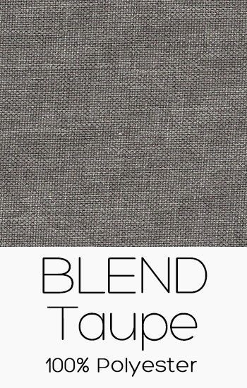 Tissu Blend Taupe