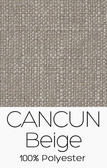 Tissu Cancun Beige