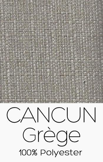 Tissu Cancun Grège