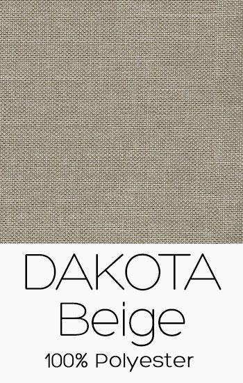 Tissu Dakota Beige