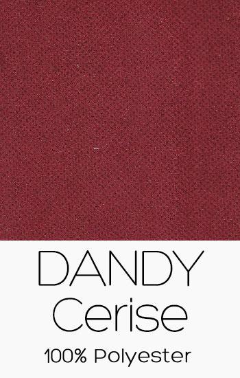 Tissu Dandy Cerise