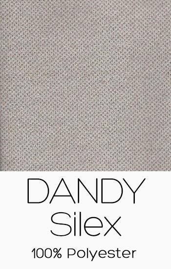 Tissu Dandy Silex