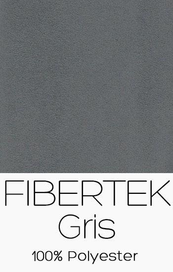 Tissu Fibertek Gris