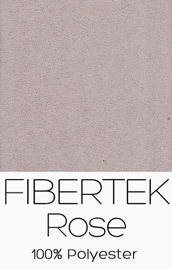 Tissu Fibertek Rose
