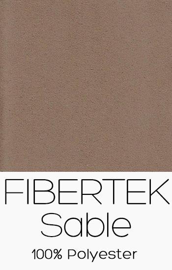 Tissu Fibertek Sable
