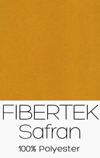 Tissu Fibertek Safran