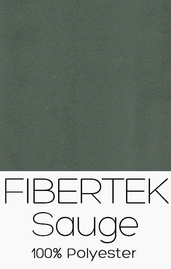 Tissu Fibertek Sauge