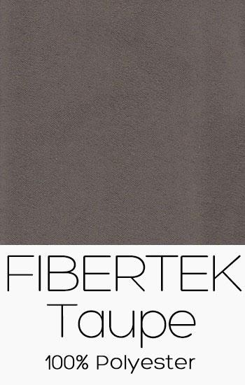 Tissu Fibertek Taupe