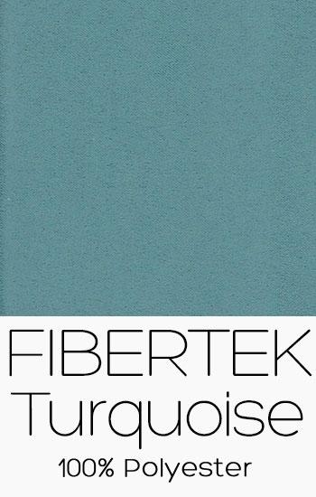 Tissu Fibertek Turquoise