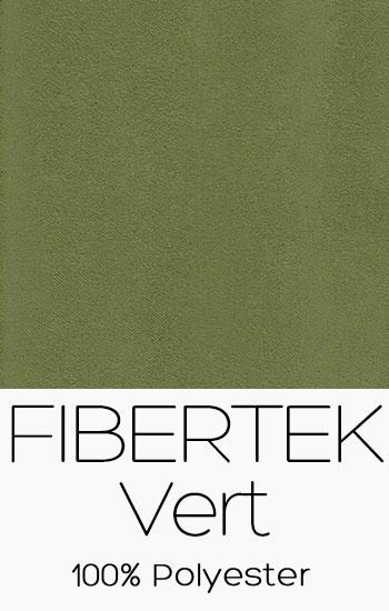 Tissu Fibertek Vert