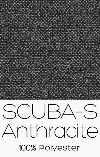Tissu Scuba S Anthracite